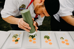 Chef Patch in the Zone