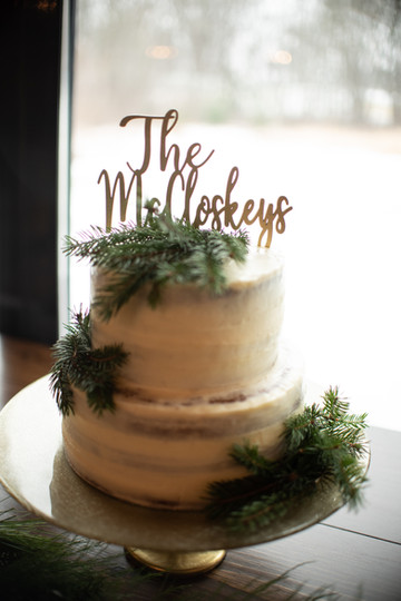 We do Wedding Cakes Too!