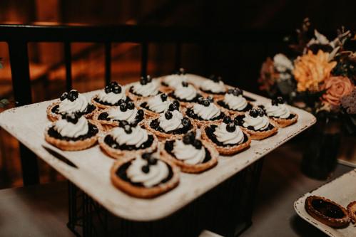 Fresh Blueberry Pies