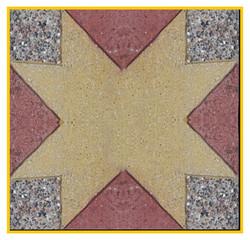 Estrella Fulget 50x50x4cm