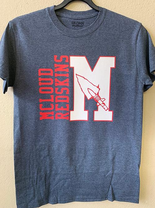 McLoud Redskins design