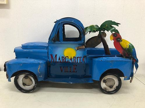 Metal Margaritaville Truck