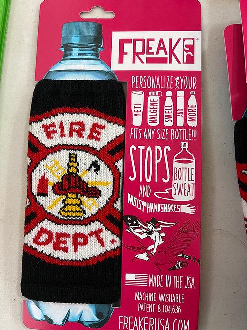 Firemans Badge Freaker Koozie