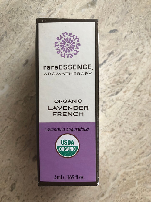 rareESSENCE Organic Lavender French Essential Oils