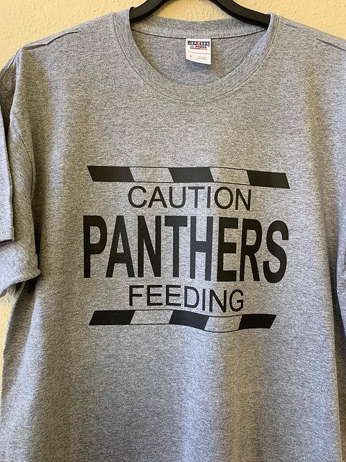 Panthers caution design