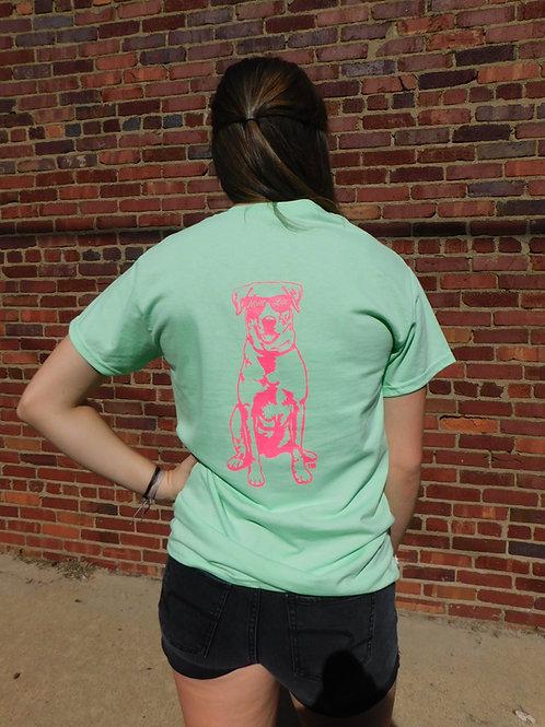 Mutt Life Dog T-shirt