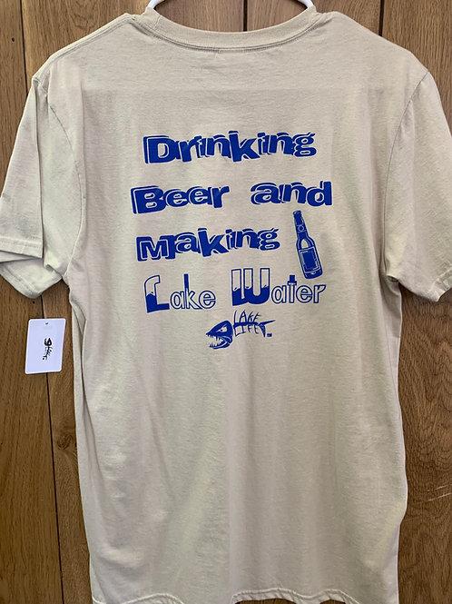 Making Lake Water Lake Life T-Shirts