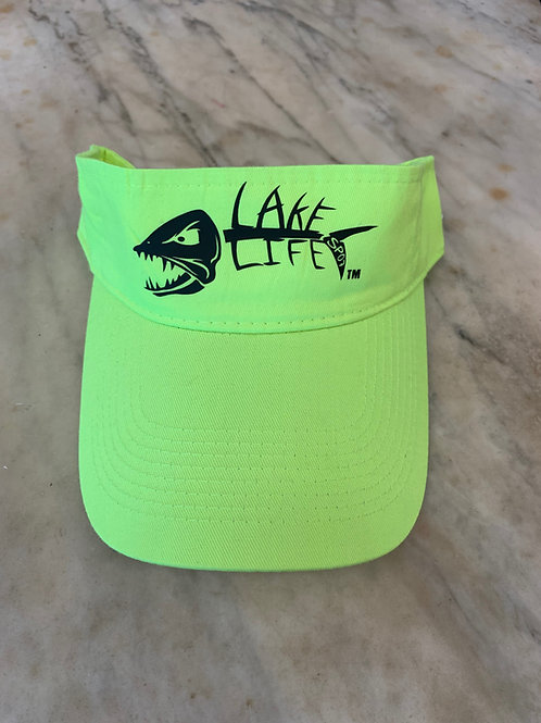 Lake Life Texoma Visors