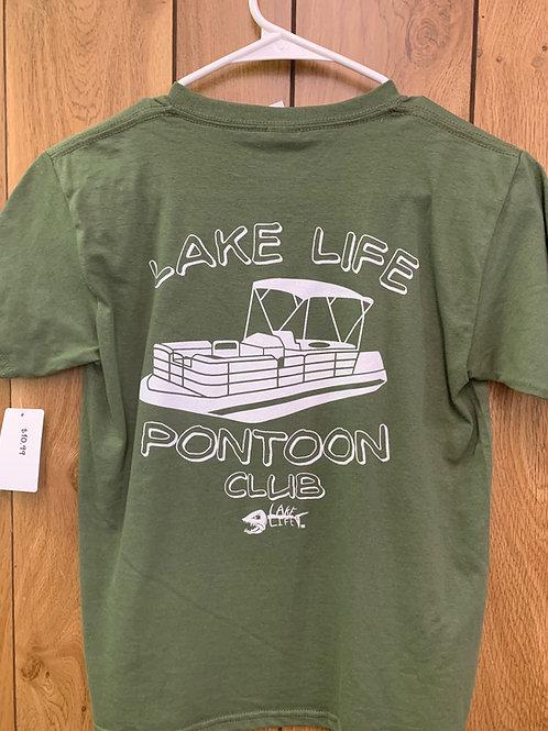 Pontoon Club Eufaula Youth T-Shirt