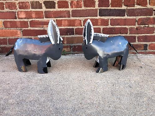 Metal Donkey