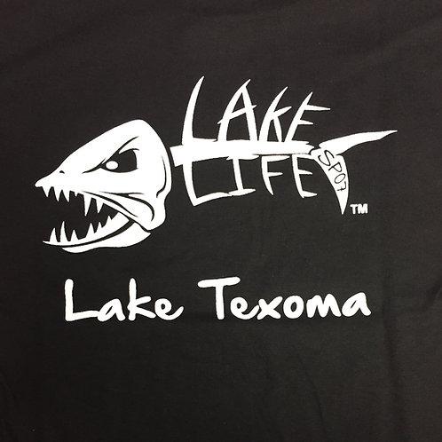 Lake Texoma Basic Lake Life T-Shirts