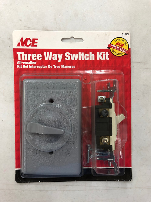 ACE All Weather Three Way Switch Kit 31643