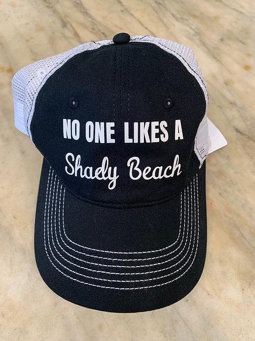 Shady Beach Mesh Back Hat DT607