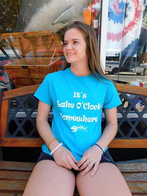 Lake O'Clock T-Shirt
