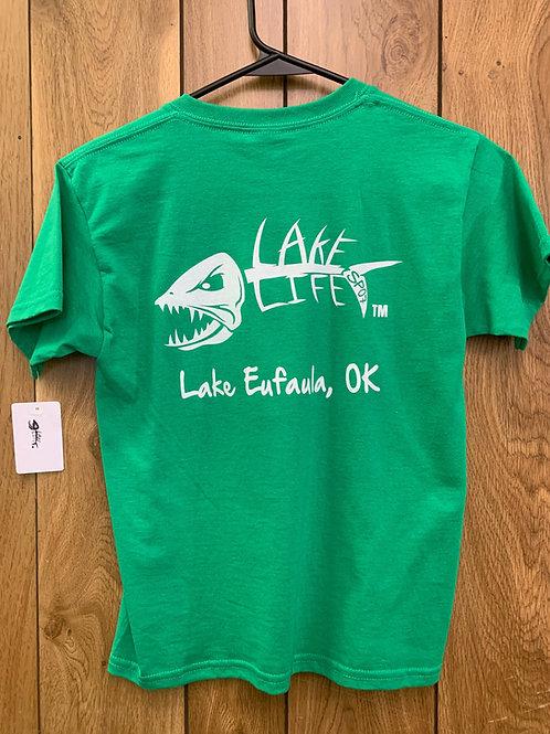 Lake Eufaula Basic Lake Life T-Shirts