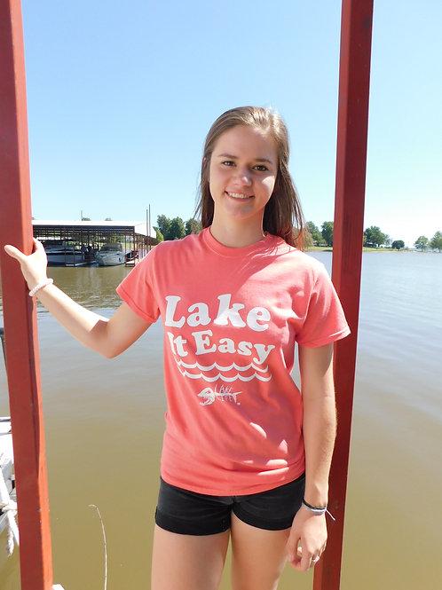 Lake It Easy T-shirt