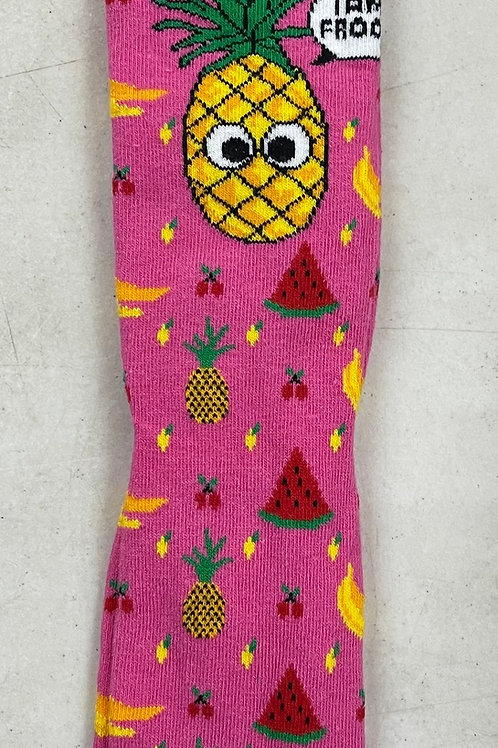 I am Froot Freaker Socks