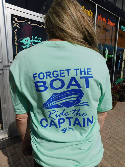 Forget the Boat Lake Life T-Shirt