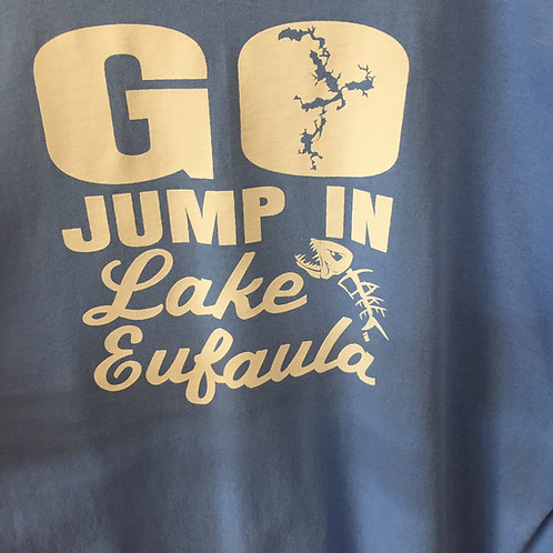 Lake Life Jump In Long-Sleeve