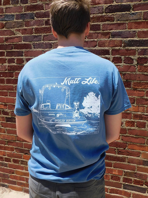 Mutt Life Boat T-Shirt