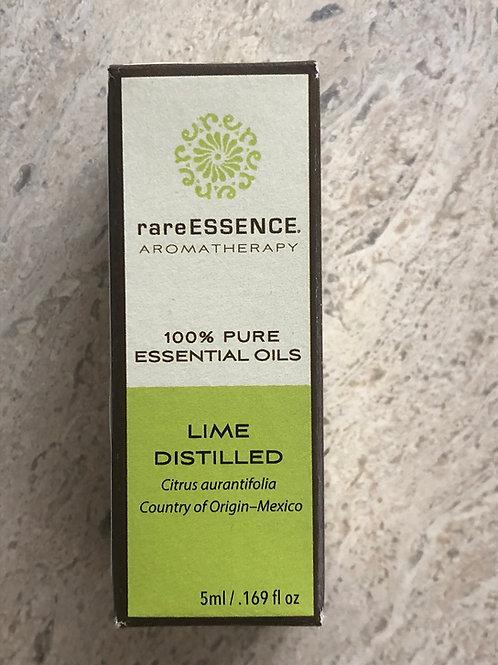 rareESSENCE Lime Distilled Essential Oils