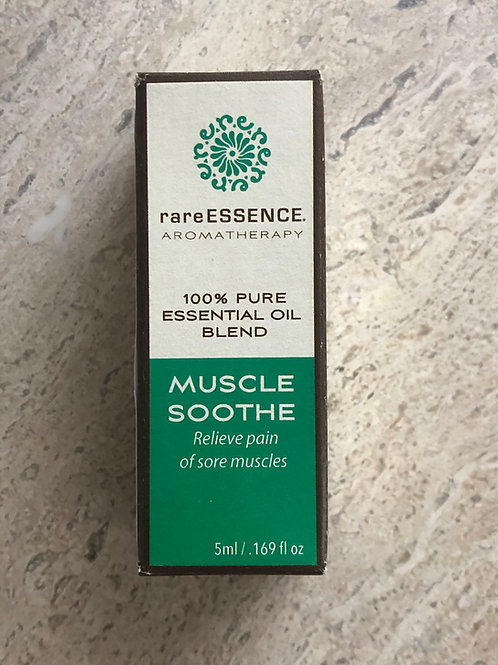 rareESSENCE Muscle Soothe Essential Oils