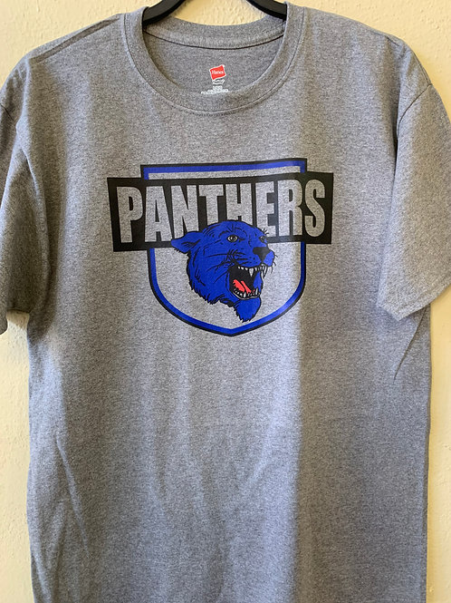 Panthers crest design