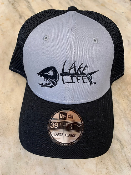 Lake Life Embroidered Stretch Mesh Hat NE1020