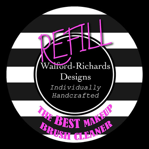 REFILL - The BEST Makeup Brush Cleaner
