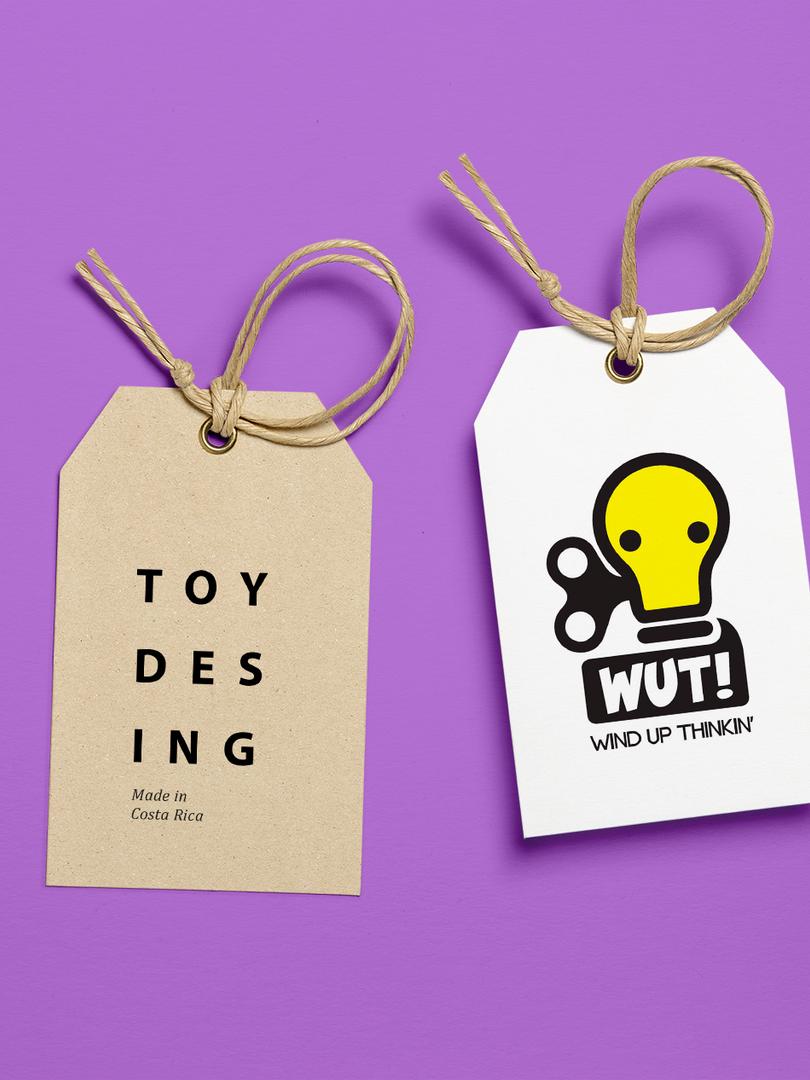 Wind Up Thinking Brand Design