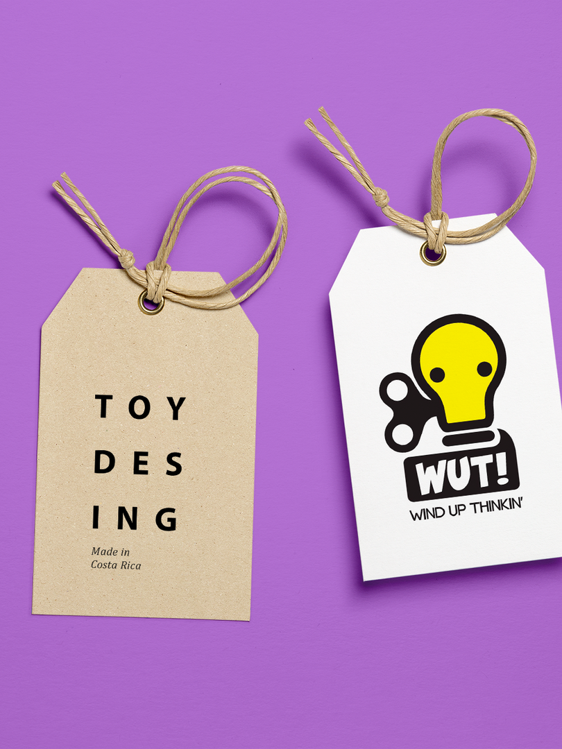 Wind Up Thinking Brand Design