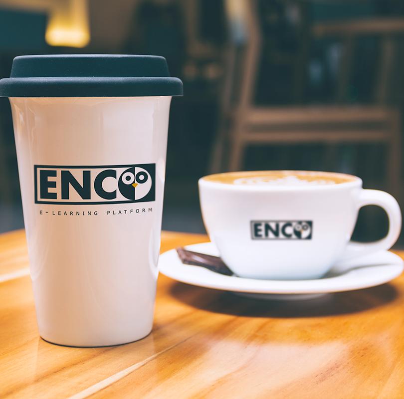ENCO Brand Design