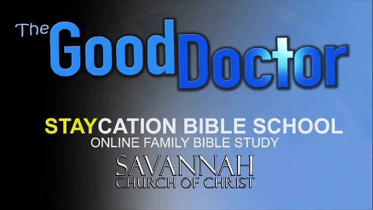 Staycation Bible School