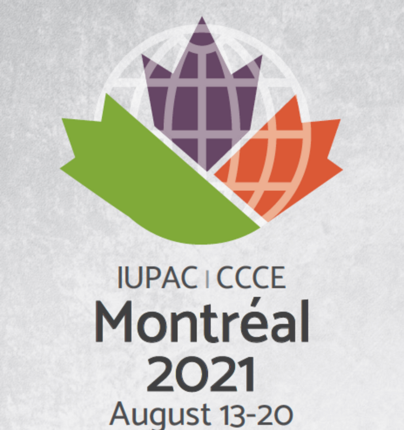 IUPAC/CCCE 2021, Chemistry for Energy
