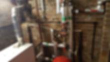 Boiler House wiring