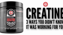 The Scoop On Creatine
