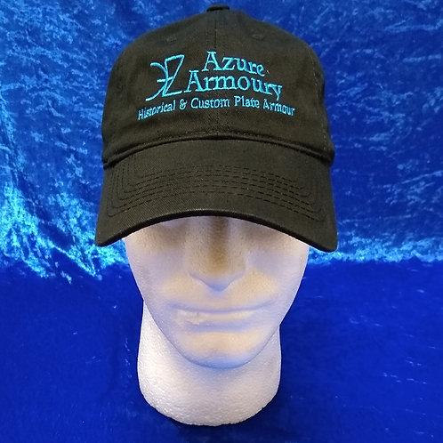 Azure Armoury Ball Cap