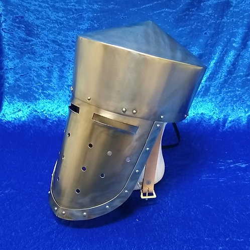 Crusader Helmet with faceplate