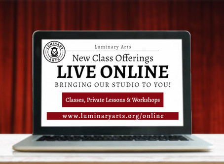 A new lineup of online classes