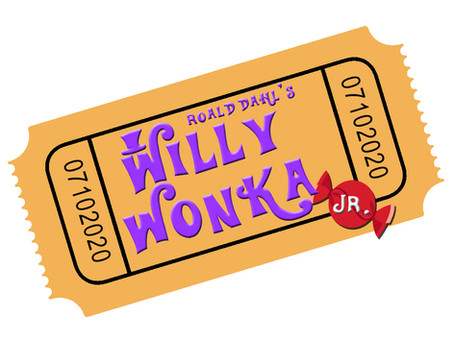 Roald Dahl's Willy Wonka Jr. Online Summer Camp!