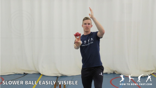 Cricket fast bowler slower ball wickets and good cricket fast bowling technique