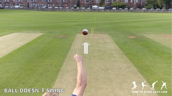 Fast bowling swing bowling seam position and good cricket fast bowling technique