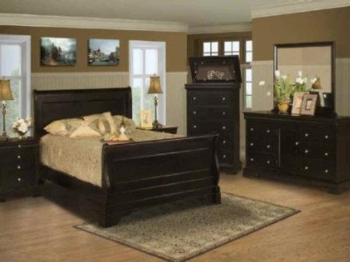 Belle Rose Queen 6 Piece Bedroom Set