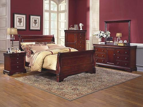 Versailles Queen 6 Piece Bedroom Set