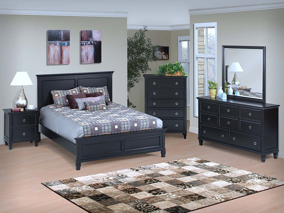Tamarack Queen 6 Piece Bedroom Set