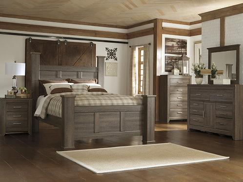 Juararo Queen 6 Piece Bedroom Set
