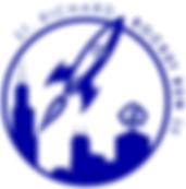 St. Richard Rocket Run logo