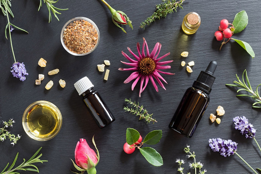 huiles essentielles contre le reflux gastro-oesophagien