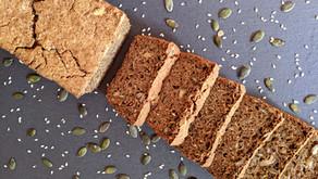 Pain maison pour les intestins sensibles : sans gluten et low fodmap