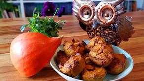 Pumpkin Muffins : gâteaux potimarron et chocolat noir
